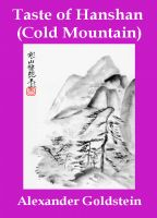 Cover for 'Taste of Hanshan (Cold Mountain)'