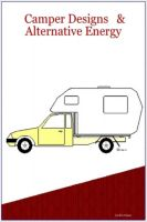Cover for 'Camper Designs and Alternative Energy'