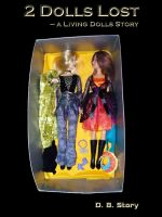 Cover for 'Two Dolls Lost'