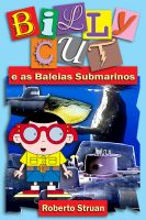Cover for 'Billy Cut e as Baleias Submarinos'