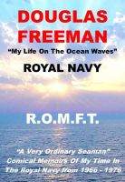 Cover for 'My Life On The Ocean Waves'