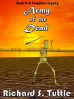 Army of the Dead  cover
