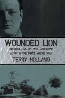 Cover for 'Wounded Lion'