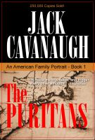 Cover for 'The Puritans (American Family Portrait #1)'