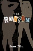 Cover for 'A Thin Ransom'