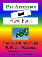 Cover for 'Pay Attention and Have Fun!'