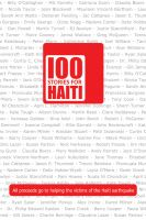 Cover for '100 Stories for Haiti'