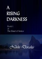 Cover for 'A Rising Darkness'