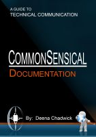 Cover for 'Commonsensical Documentation'