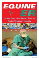 Cover for 'Equine ER'