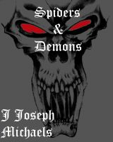 Cover for 'Spiders & Demons'