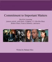 Cover for 'Commitment to Important Matters'