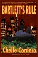 Cover for 'Bartlett's Rule'