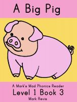 Cover for 'A Big Pig'