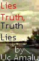 Cover for 'Lies Truth, Truth Lies'