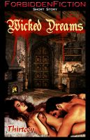 Cover for 'Wicked Dreams'