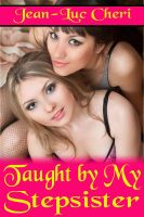 Cover for 'Taught by My Stepsister'