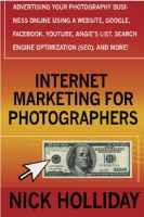 Cover for 'Internet Marketing for Photographers'
