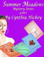 Cover for 'Summer Meadows Mystery Series 4-in-1 (COMPLETE COLLECTION)'