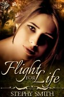 Cover for 'Flight for Life'