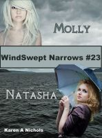 Cover for 'WindSwept Narrows: #23  Molly & Natasha'