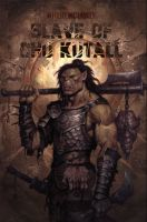 Cover for 'Slave of Chu Kutall'