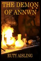 Cover for 'The Demon of Annwn'