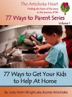 Cover for '77 Ways to Get Your Kids to Help at Home'
