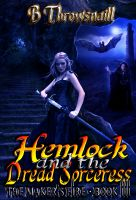 Cover for 'Hemlock and the Dread Sorceress'
