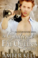 Amber Kell - Guitarist in the Fae Queen's Court