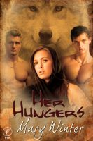 Cover for 'Her Hungers'