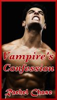 Cover for 'Vampire's Confession (m/m Paranormal Erotica)'