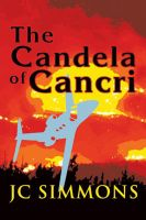 Cover for 'The Candela of Cancri (Book 10 in the Jay Leicester Mysteries Series)'