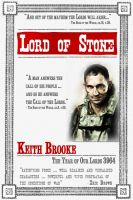 Cover for 'Lord of Stone'