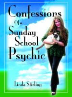 Cover for 'Confessions of a Sunday School Psychic'