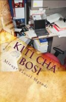 Cover for 'Kiti cha Bosi'