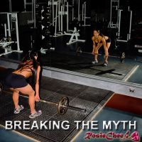 Cover for 'Breaking the Myth'