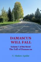 Cover for 'Damascus Will Fall'