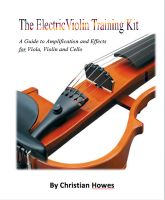 Cover for 'Electric Violin Training Kit'