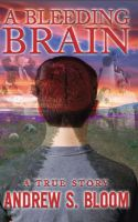 "Cover for 'A Bleeding Brain ""A True Story""'"