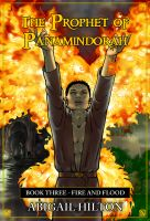 Cover for 'The Prophet of Panamindorah, Book 3 Fire and Flood'