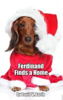 Cover for 'Ferdinand Finds a Home'