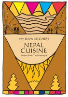 Cover for 'Jay Rai's Kitchen - Nepal Cuisine'