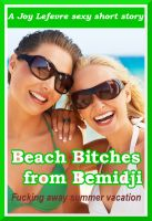 Cover for 'Beach Bitches from Bemidji: Fucking away summer vacation'