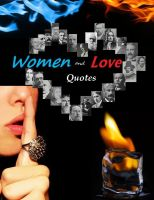 Cover for 'Women and Love Quotes'
