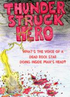 Cover for 'Thunder Struck Hero'