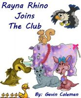 Cover for 'Rayna Rhino Joins the Club'