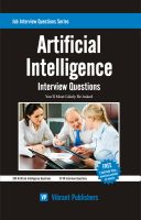 Cover for 'Artificial Intelligence Interview Questions You'll Most Likely Be Asked'