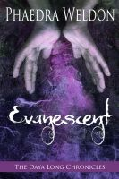 Cover for 'Evanescent'