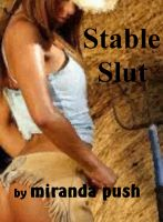 Cover for 'Stable Slut'